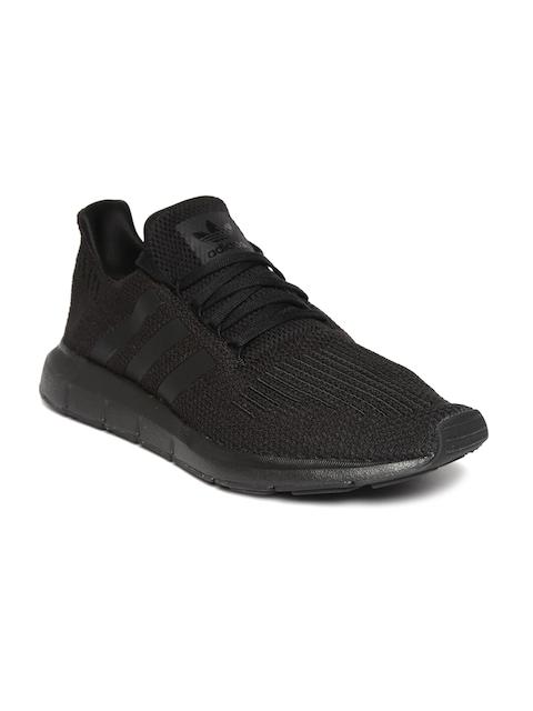 ADIDAS Originals Men Black Swift Running Shoes