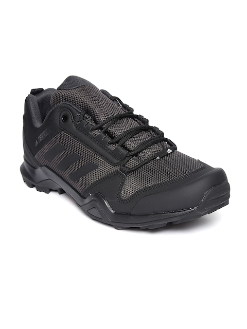 ADIDAS Men Black TERREX AX3 Hiking Shoes