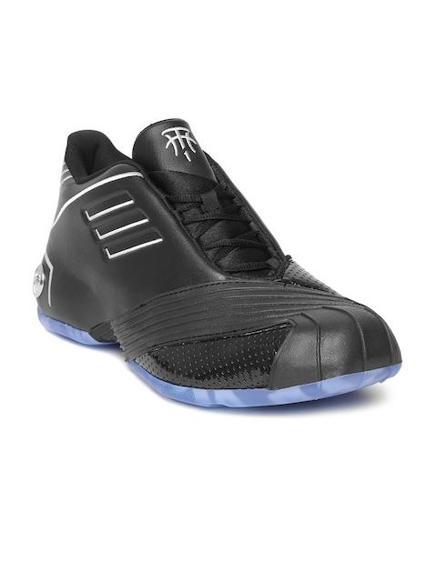 ADIDAS Men Black SHIELD TMAC 1 Basketball Shoes