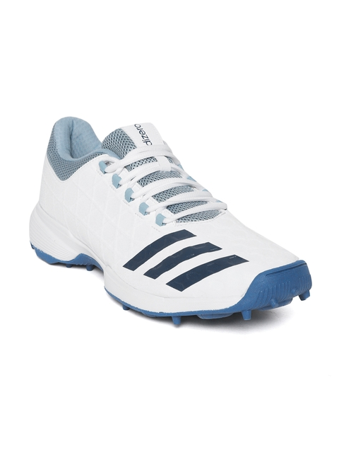 ADIDAS Men White SL22 Cricket Shoes