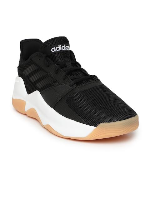 ADIDAS Men Black STREETFLOW Basketball Shoes
