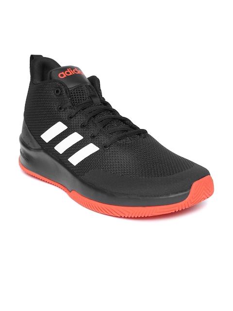 ADIDAS Men Black Speed END2END Basketball Shoes