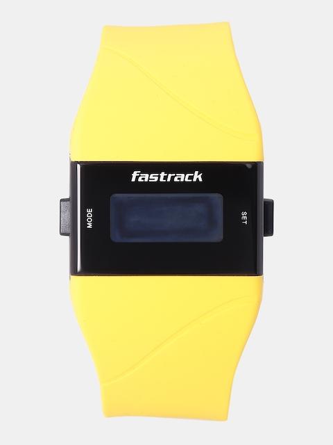 Fastrack Women Yellow Digital Watch 68003PP02J