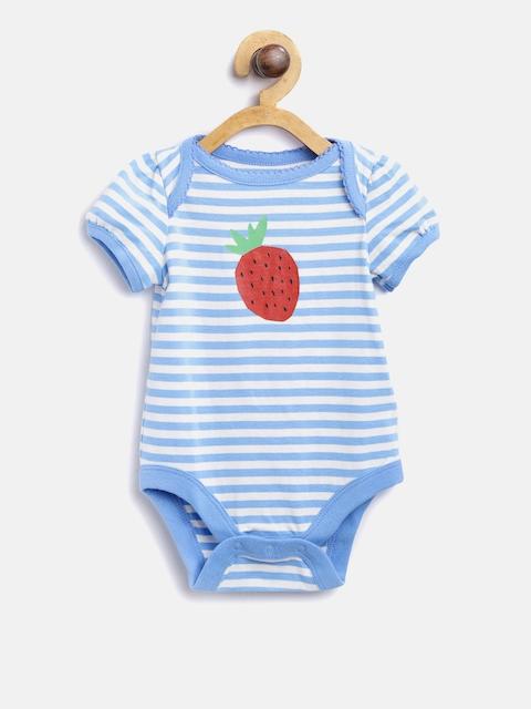 GAP Baby Girl Print Short Sleeve Bodysuit