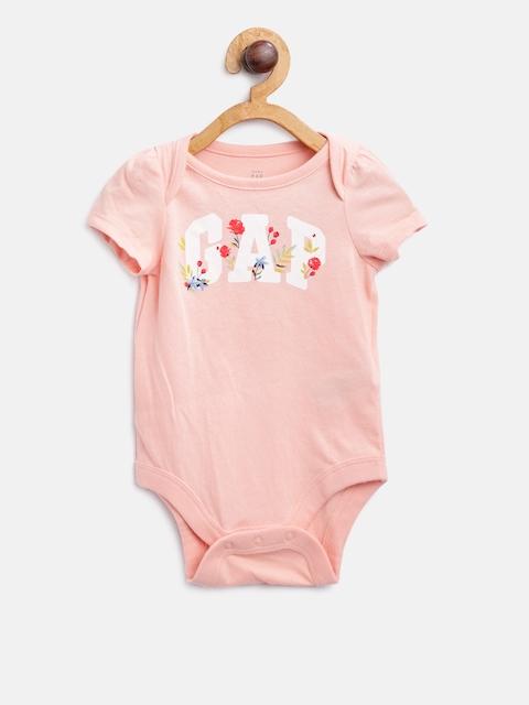 GAP Baby Girl Short Sleeve Bodysuit