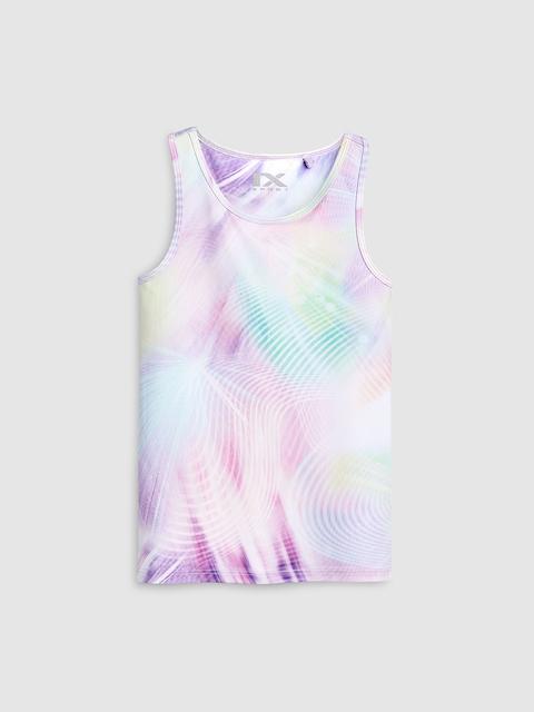 next Girls Multicoloured Printed Innerwear Vests ST320522