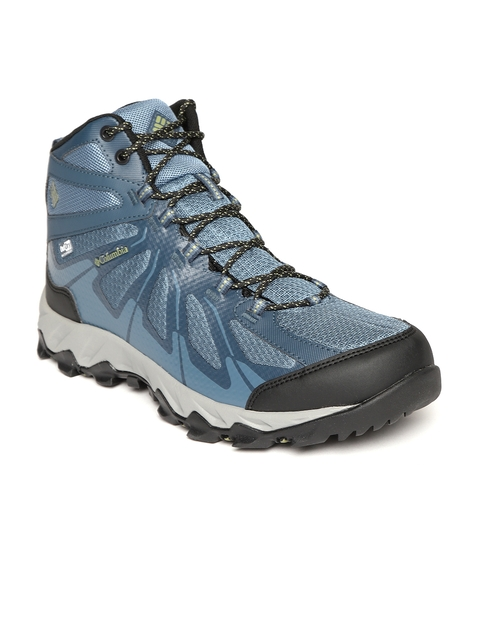 Columbia Men Peakfreak Xcrsn Ii Xcel Mid-Top Outdry Outdoor & Hiking Shoes