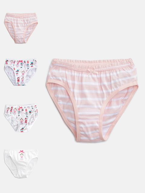 Marks & Spencer Girls Pack of 5 Briefs T711627D