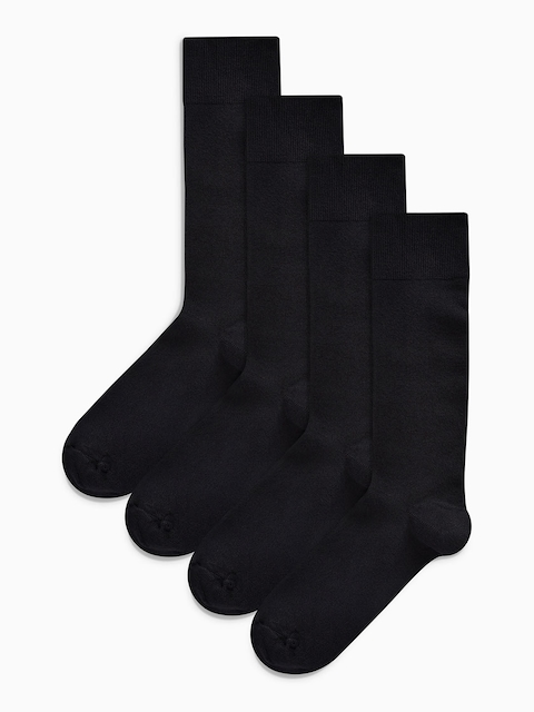 next Men Pack of 4 Assorted Socks