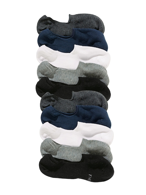 next Men Pack of 10 Assorted Shoeliner Socks