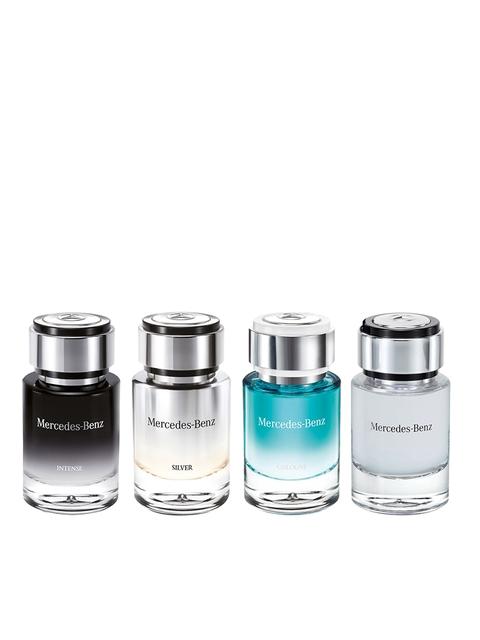 Mercedes Benz Men Miniature Gift Set 7ml x 4