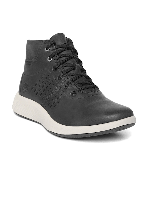 Timberland Men Black FlyRoam Chill Chukka Boots