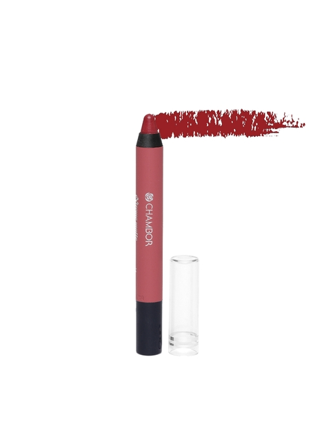 Chambor Blooming Rose 14 Extreme Long Wear Matte Lip Crayon 2.8 g
