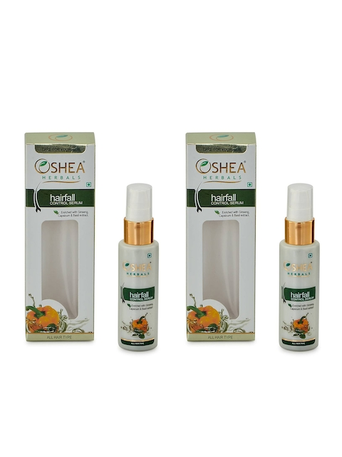 Oshea Herbals Pack of 2 Hairfall Control Serum 50ml each