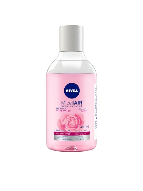 Nivea MicellAIR Skin Breathe Micellar Rose Water Makeup Remover 400 ml