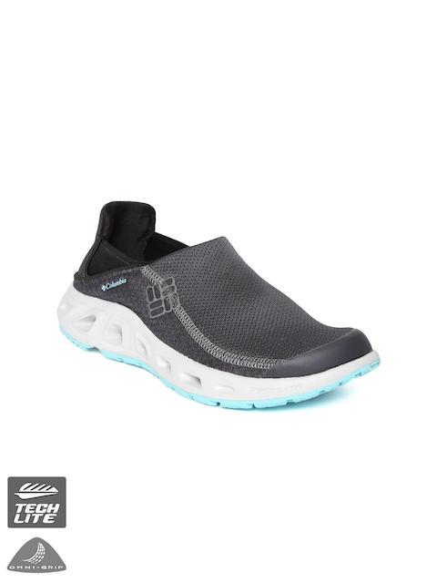 Columbia Women Charcoal Grey Ventslip II Sports Shoes