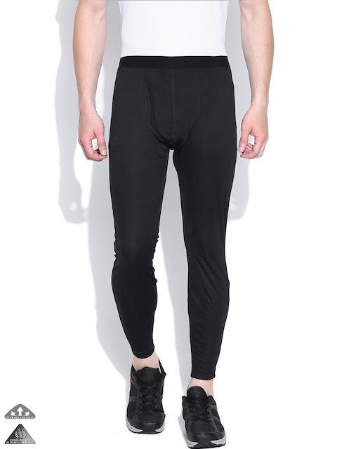 Columbia Black Midweight II Stretchable Winter Baselayer Tights