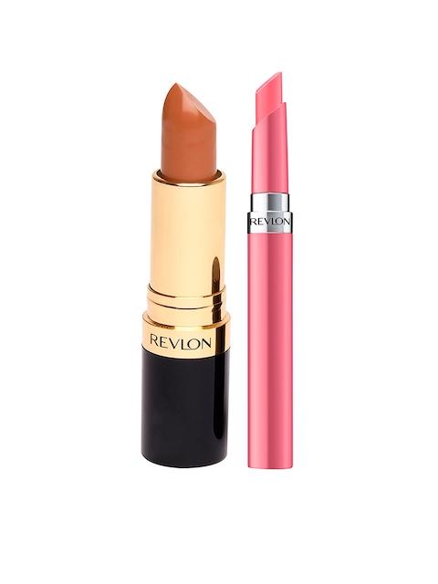 Revlon Set Of Matte Lipstick & Liquid Lipstick