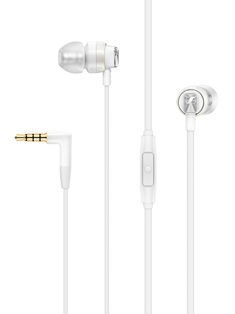 Sennheiser Unisex White In Ear CX 300s Earphones