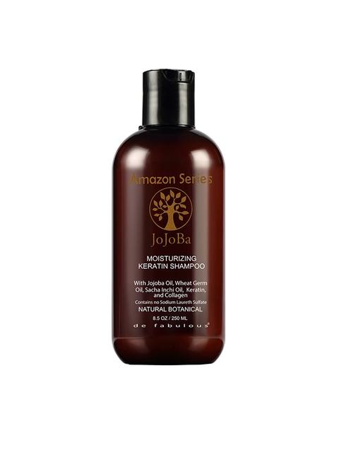 Amazon Series Jojoba Moisturizing Keratin Shampoo 250 ml