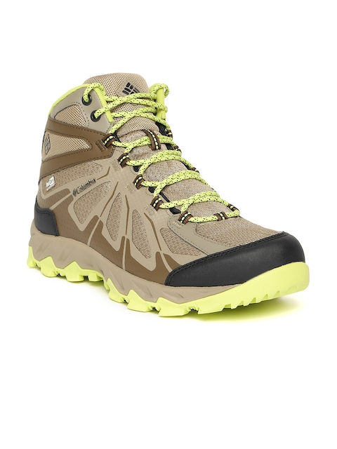 Columbia Men Peakfreak XCRSN II XCEL Mid Outdry Hiking Shoes