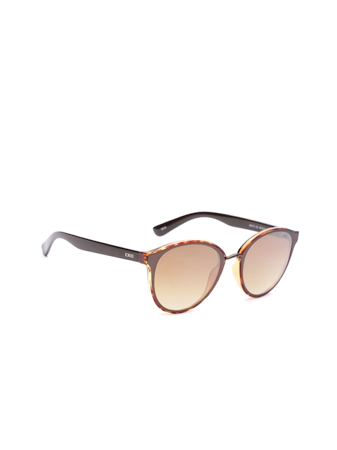 I DEE Women Oval Sunglasses EC1385