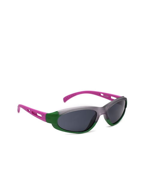 lil star Kids Shield Sunglasses 8903705152734
