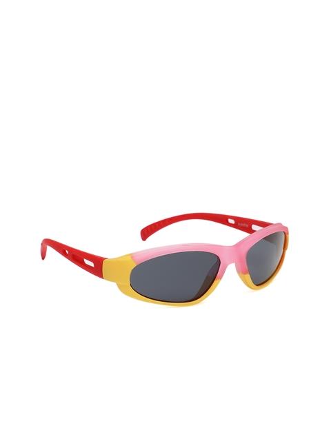 lil star Kids Shield Sunglasses 8903705152710