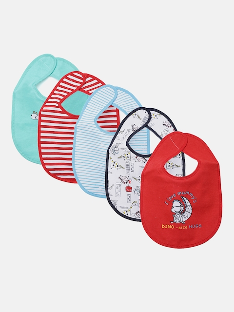 Mothers Choice Kids Pack of 5 Bibs