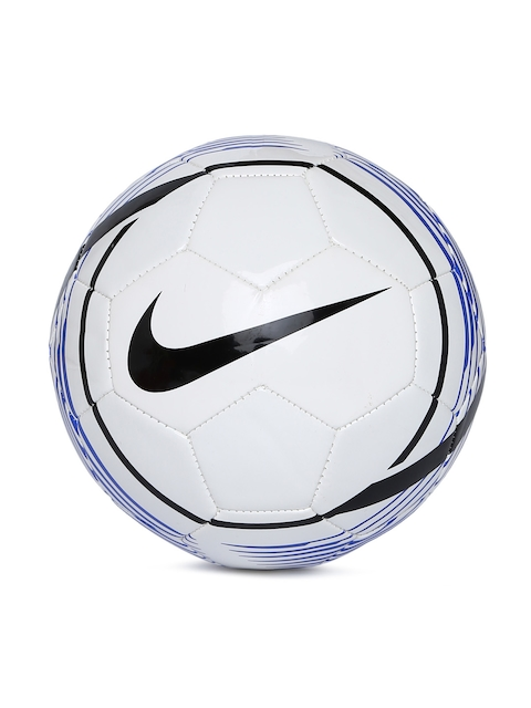 Nike White Unisex Phantom Venom Football