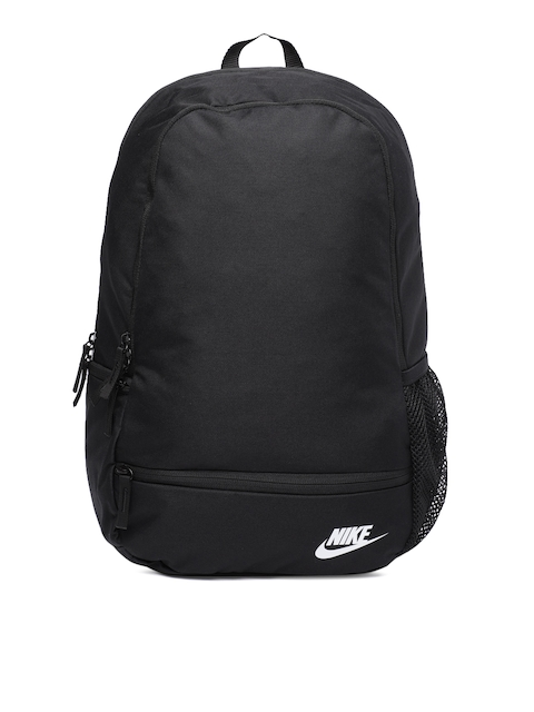 Nike Unisex Black Solid Classic North Backpack