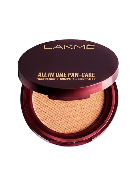 Lakme Natural Marble All In One Pan-Cake Compact 8 g
