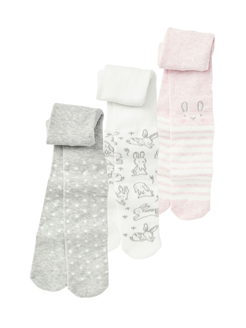 next Girls Pack of 3 Stockings