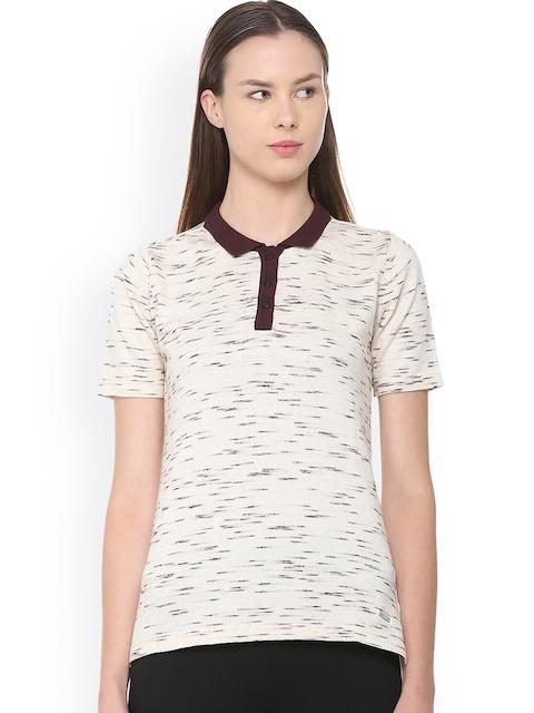 b8a8a915170228 Van Heusen Women Tops   T-Shirts Price List in India 28 April 2019 ...