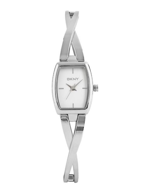 DKNY Women White Dial Watch NY2234I