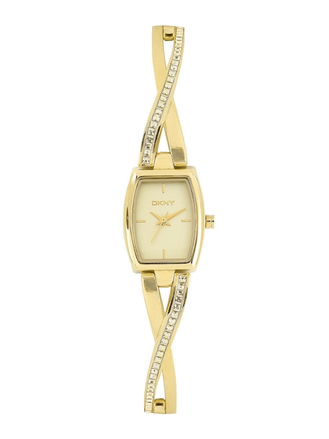 DKNY Women White Dial Watch NY2237I
