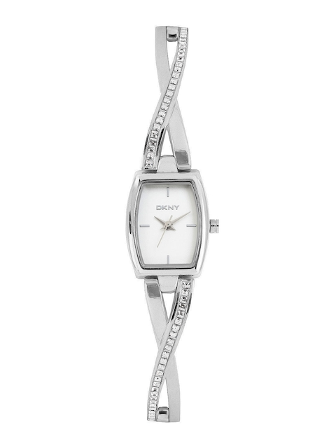 DKNY Women White Dial Watch NY2252I