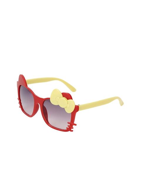 KIDOfash Unisex Oval Sunglasses SUN-1306