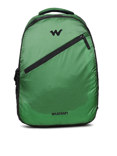 Wildcraft Unisex Green Solid AM BP 4 Backpack
