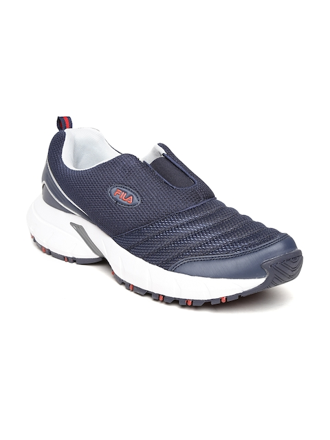 FILA Men Navy Smash IV Casual Shoes