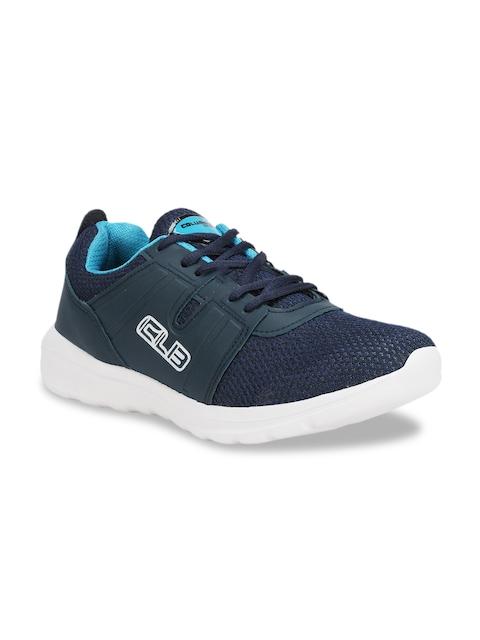 Columbus Men Blue Running Shoes