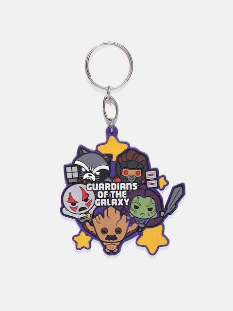 Entertainment Store Multicoloured Comi Con Guardians of the Galaxy Kawaii Key Chain