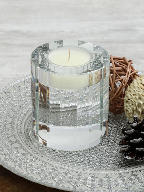 Pure Home and Living Trasparent Tealight Holder