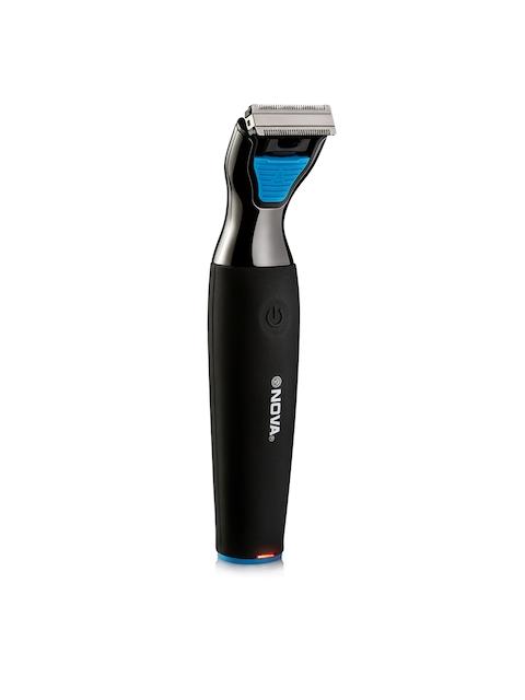 Nova Men Dual Blade 20 Trim Settings Multipurpose USB Cordless Trimmer NHT 1092