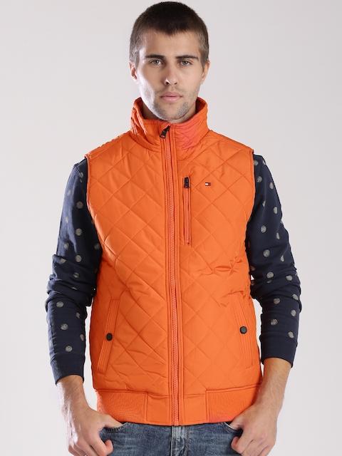 Tommy Hilfiger Orange Jacket