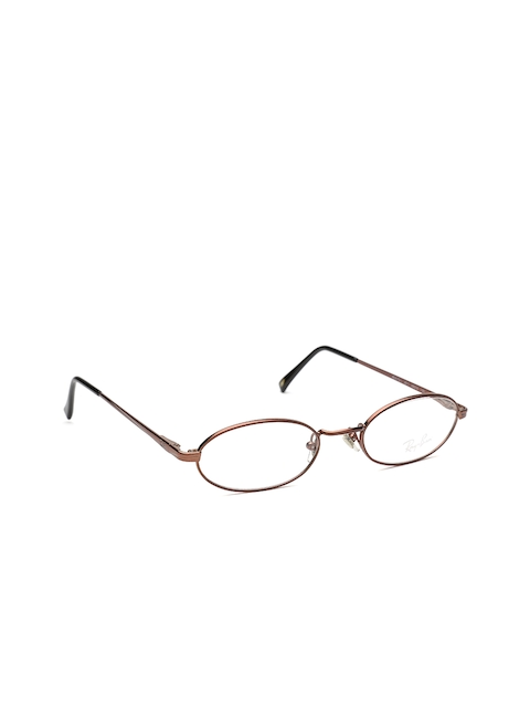 Ray-Ban Unisex Copper-Toned Oval Frames 0RX6172I251148