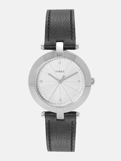 Timex Women Silver-Toned Analogue Watch TWH0Y7610