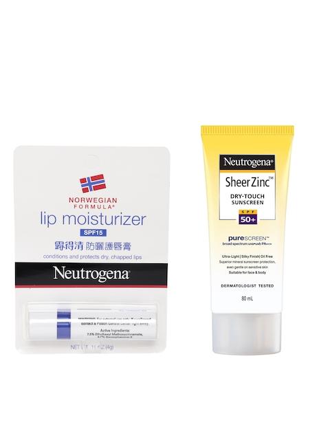 Neutrogena SPF 15 Lip Moisturizer & Sunscreen