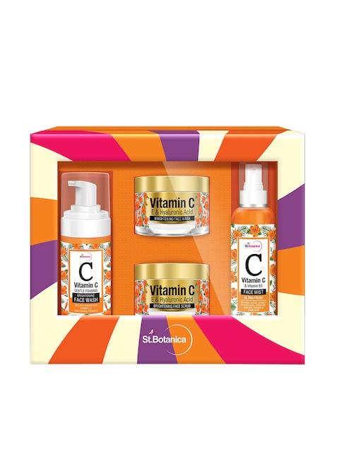 St.Botanica Vitamin C Brightening Facial Kit