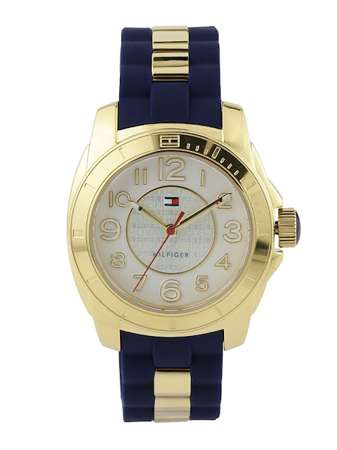 Tommy Hilfiger Women Off-White Dial Watch TH1781307J
